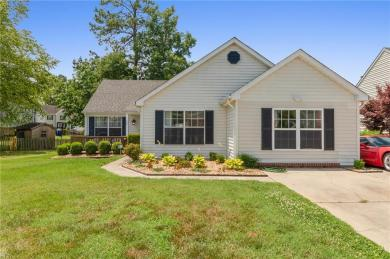 102 Foxworth Circle, Suffolk, VA 23434