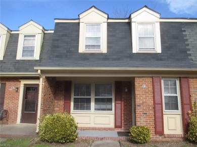 400 Advocate Court #C, Newport News, VA 23608
