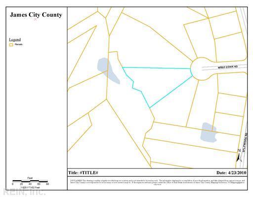 9915 West Cork Road, Toano, VA 23168