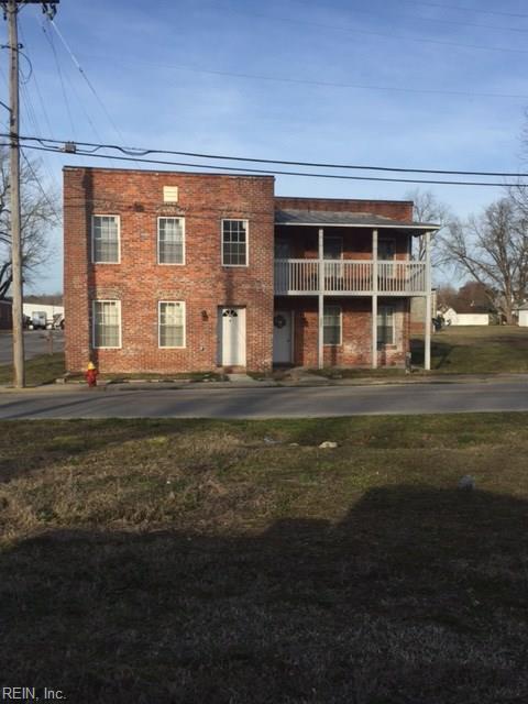 337 Railroad Avenue, Wakefield, VA 23888