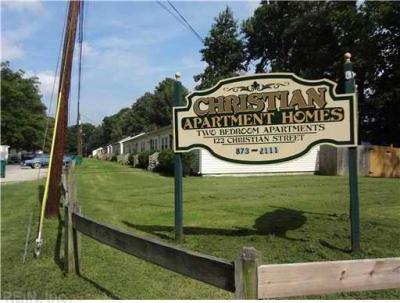 Photo of 122 Christian St, Newport News, VA 23608