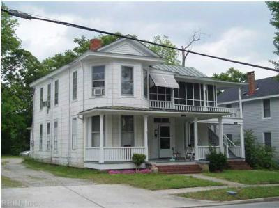 Photo of 610 High Street N, Franklin, VA 23851