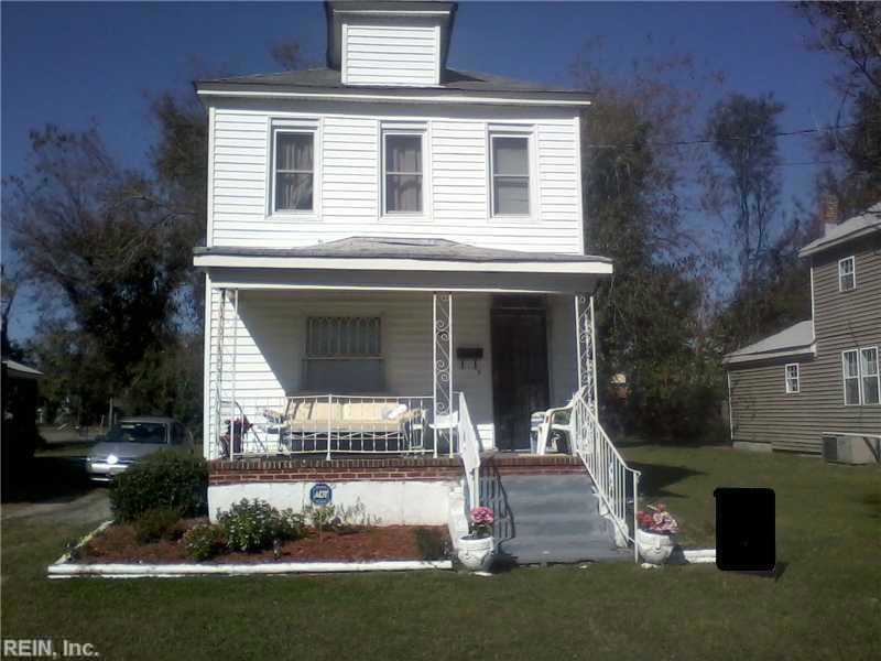 1234 Highland Avenue, Portsmouth, VA 23704