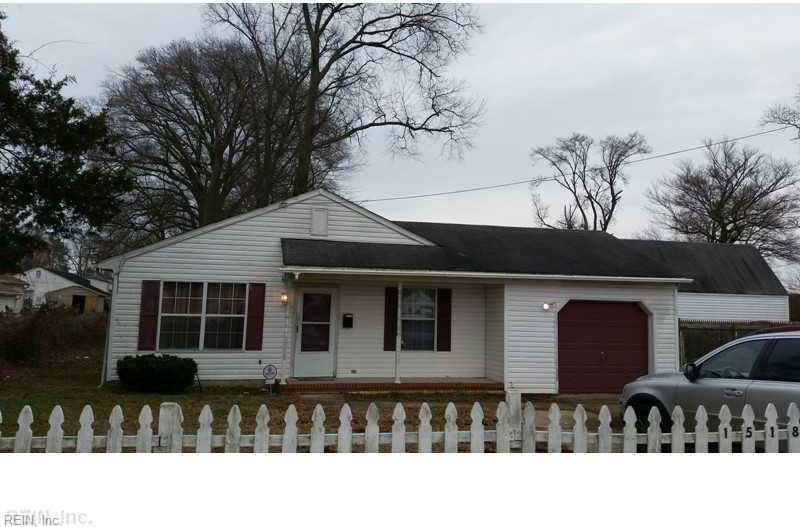 1518 Pembroke Avenue E, Hampton, VA 23663