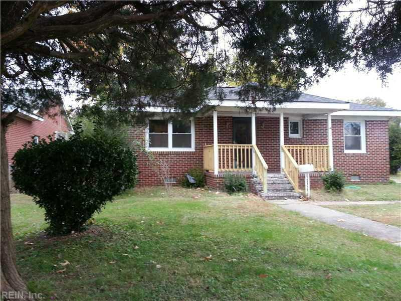 723 South Avenue, Newport News, VA 23605