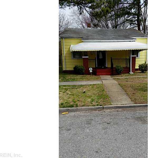 2321 Parker Ave Avenue, Portsmouth, VA 23704