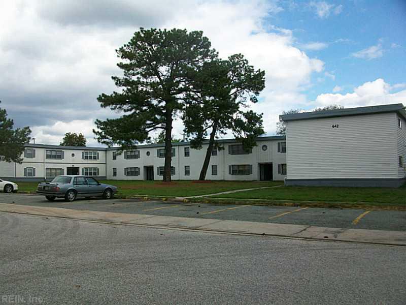 642 Dresden Drive, Newport News, VA 23601