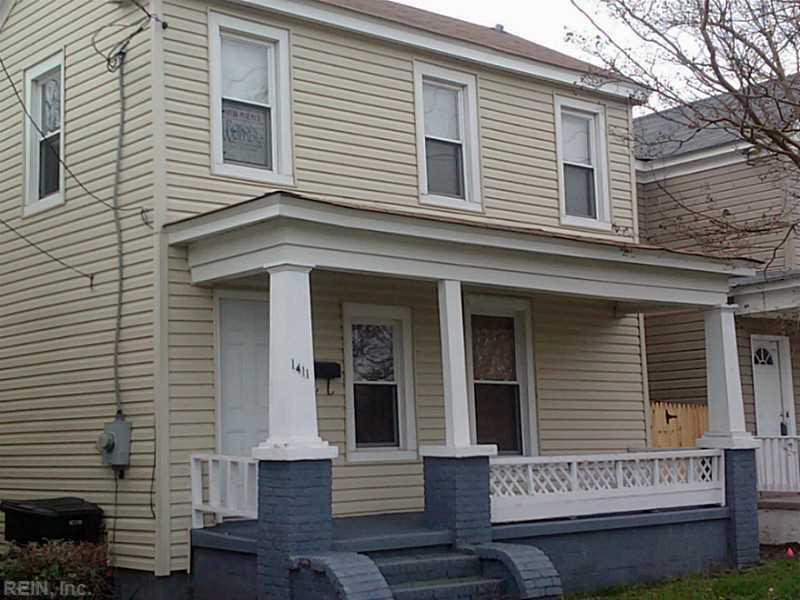 1411 Highland Avenue, Portsmouth, VA 23704