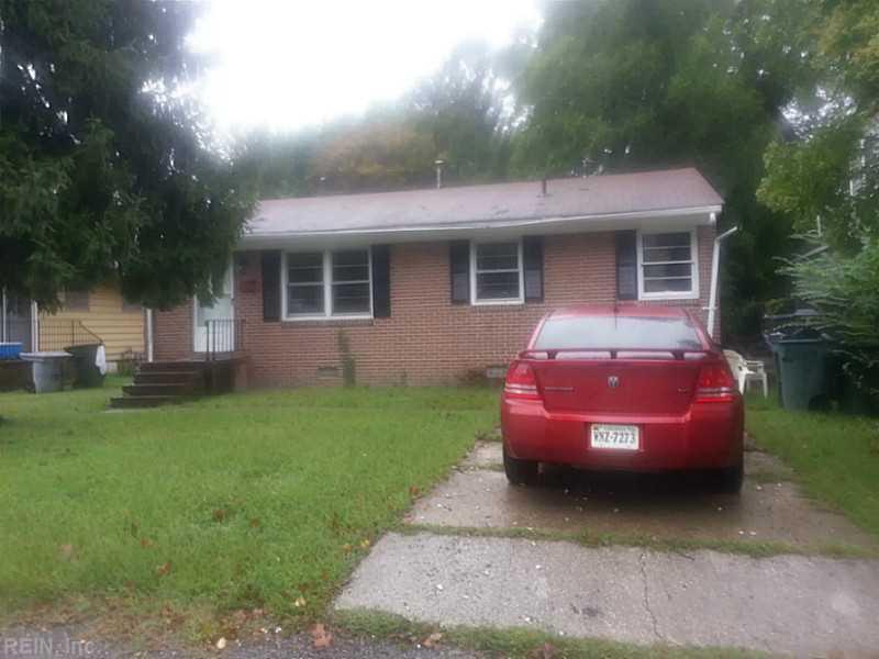 3639 Ervin Street Street, Hampton, VA 23661