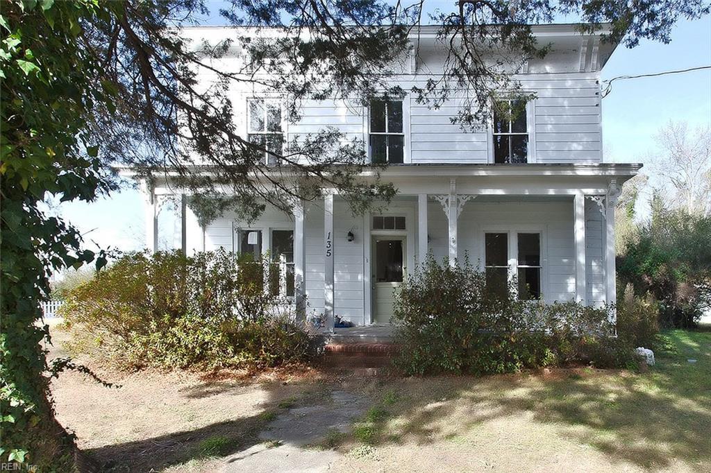 135 Mancha Avenue, Claremont, VA 23899