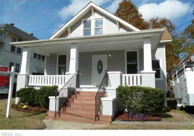 1818 Montclair Ave, Norfolk, VA 23523