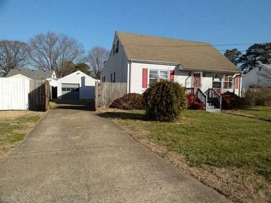 2316 Elaine Ave, Norfolk, VA 23518