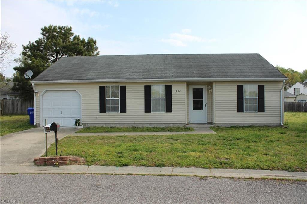 208 Millwheel Court, Suffolk, VA 23434