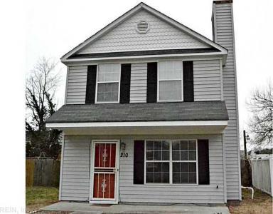 210 Tyler Ave, Newport News, VA 23601