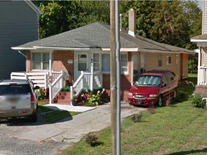 655 Bell Street, Hampton, VA 23661