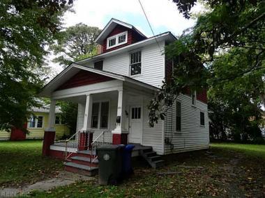 231 North Ave, Newport News, VA 23601