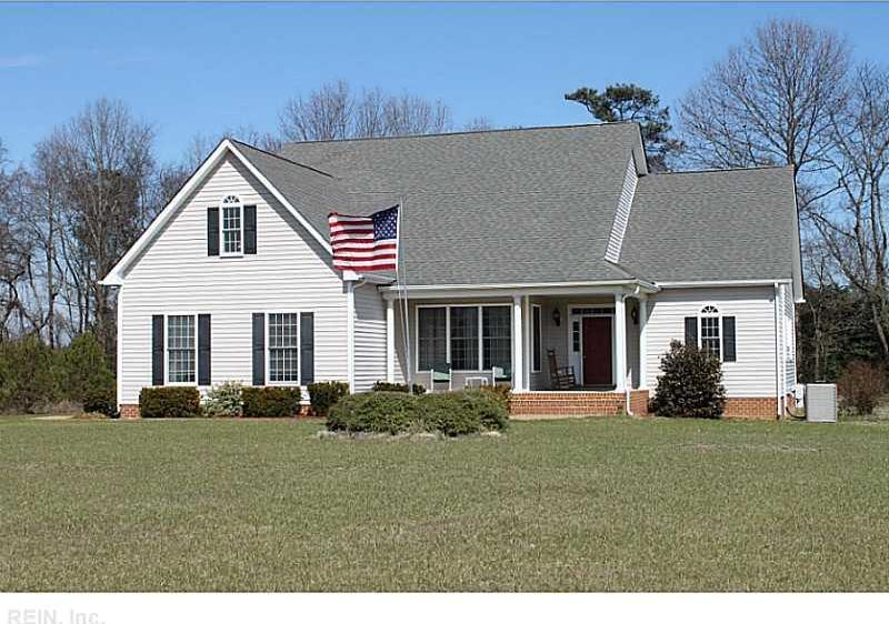 125 Hill Crest Road, Wake, VA 23176