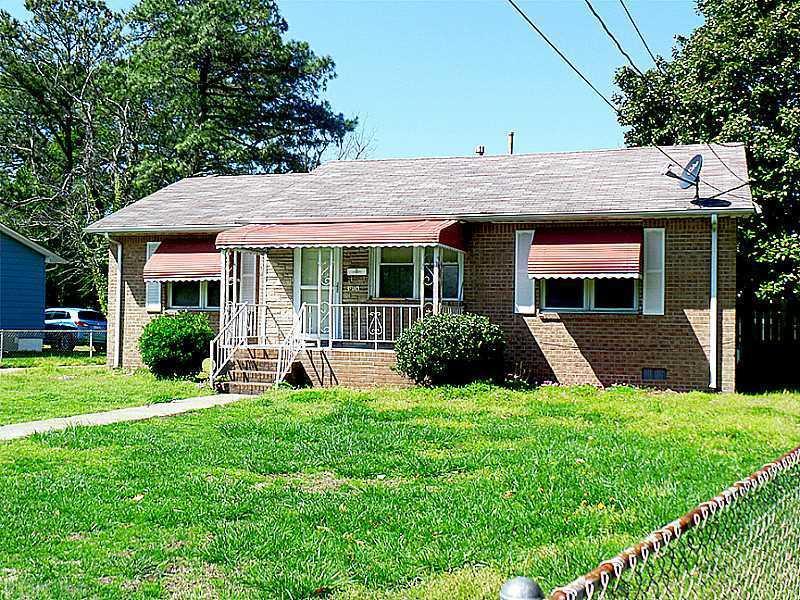 3810 Greenwood Drive, Portsmouth, VA 23701