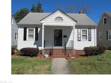 1708 Holladay St, Portsmouth, VA 23704