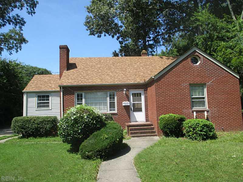 1205 Hampton Drive, Hampton, VA 23661