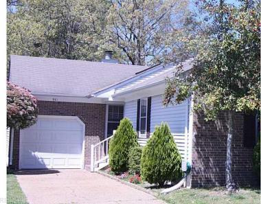 941 Chartwell Drive, Newport News, VA 23608