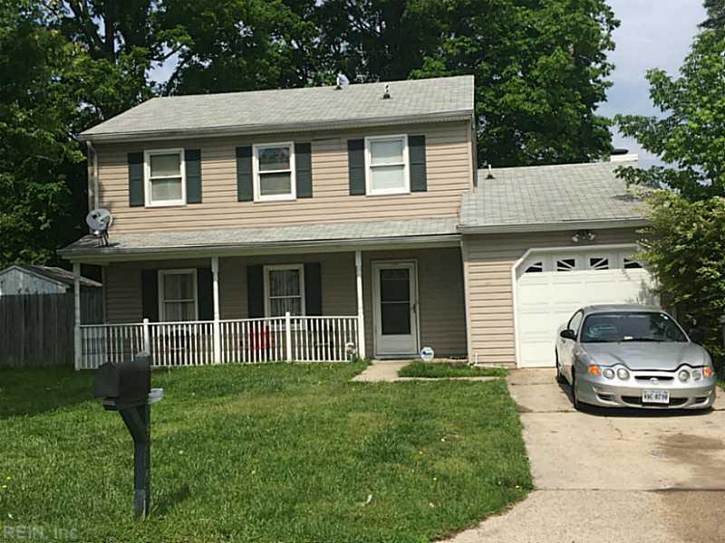 14206 Penrith Lane, Newport News, VA 23602