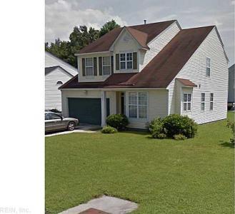 2101 Sunset Maple Ln, Chesapeake, VA 23323