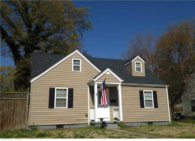 1336 Maplewood Avenue, Norfolk, VA 23503
