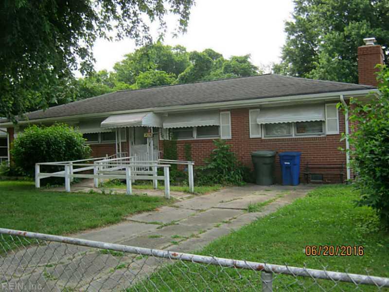 3 Edgemoor Drive, Newport News, VA 23603