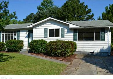 501 Marcus St, Chesapeake, VA 23320