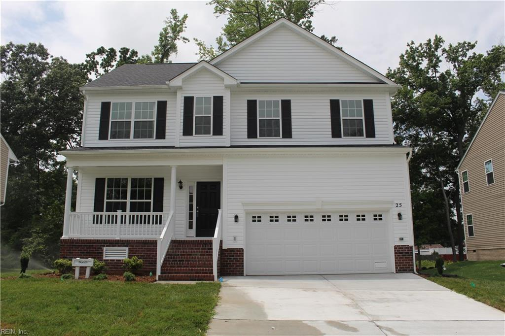 25 Nightingale Road, Hampton, VA 23666