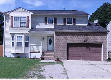 629 Shields Road #a, Newport News, VA 23608
