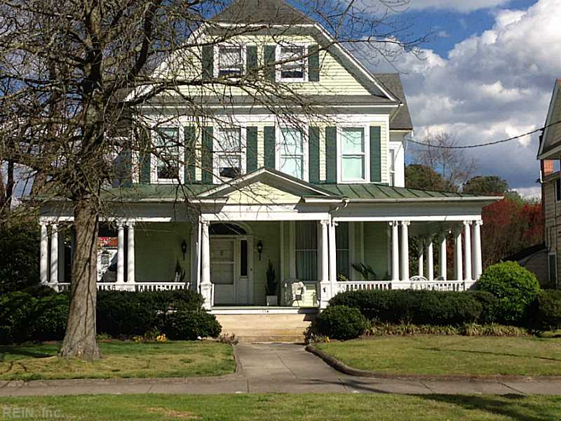 114 Broad Street S, Suffolk, VA 23434