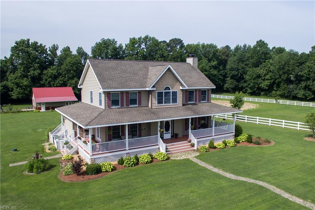 143 Old Stage Road, Toano, VA 23168