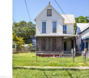 1214 Seaboard Ave, Chesapeake, VA 23324