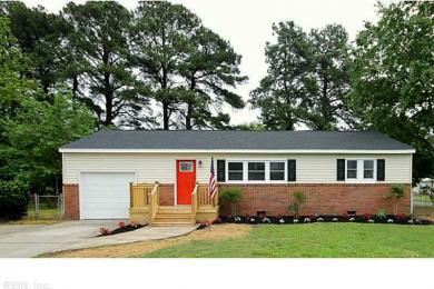 826 Rutledge Rd, Chesapeake, VA 23320