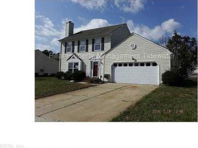 408 Broadwater Drive, Chesapeake, VA 23323