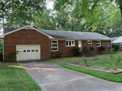 311 Mistletoe, Newport News, VA 23606
