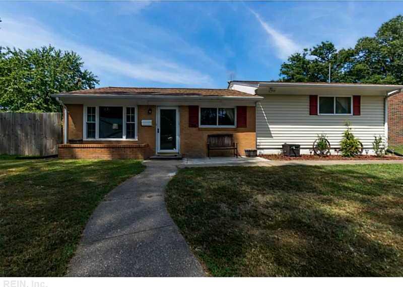 24 Teakwood Drive, Newport News, VA 23601