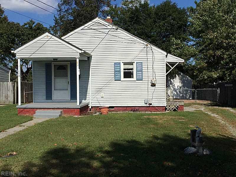 60 Foxgrape Road, Portsmouth, VA 23701