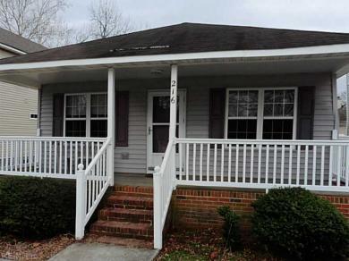 216 Hinton Ave, Chesapeake, VA 23323
