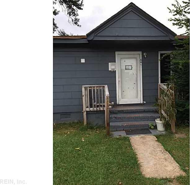 841 Mt Vernon Avenue, Portsmouth, VA 23707