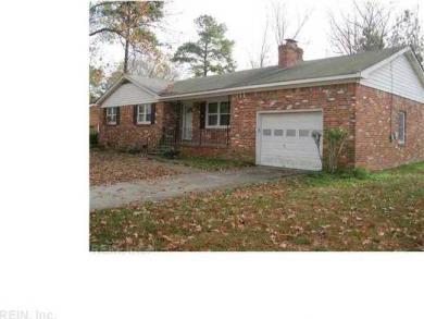 316 Willard Dr, Chesapeake, VA 23322