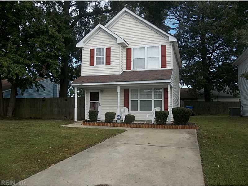 3404 Bangor Court, Chesapeake, VA 23321