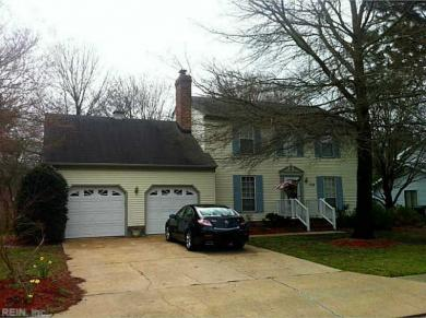 116 Drummonds Way, Hampton, VA 23669