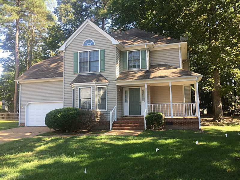 1814 Salt Pond Place, Newport News, VA 23602