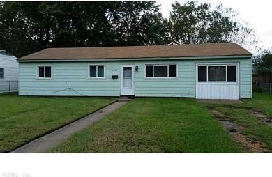 1817 Beall Dr, Hampton, VA 23663