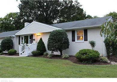 43 Burnham Place, Newport News, VA 23606