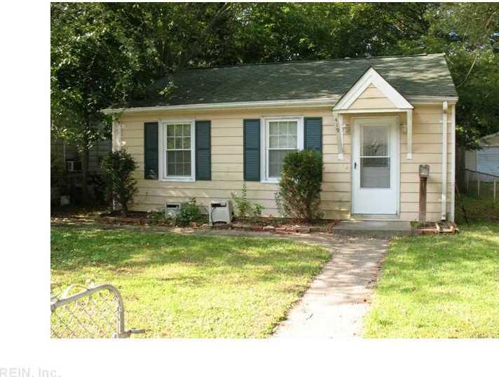 419 Smiley Road, Hampton, VA 23663