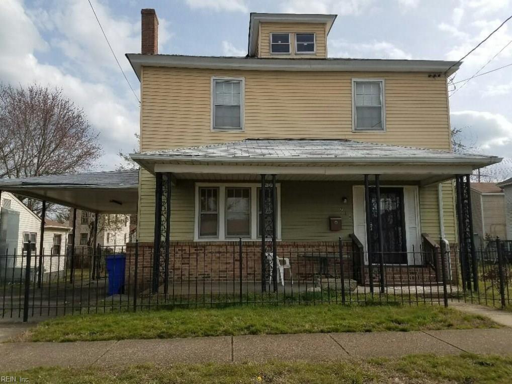 714 Hampton Avenue, Newport News, VA 23607